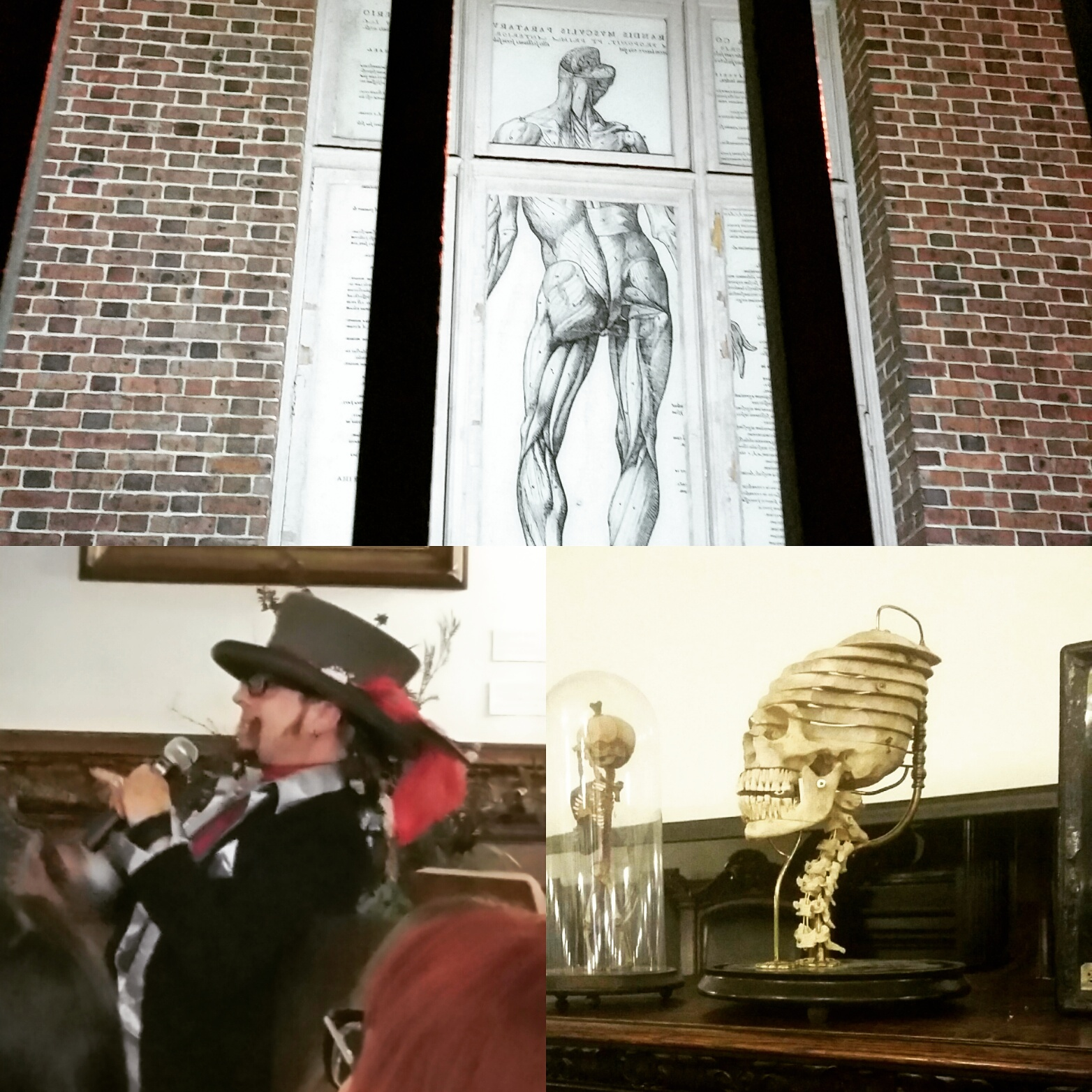 Death Salon at the Mutter Museum